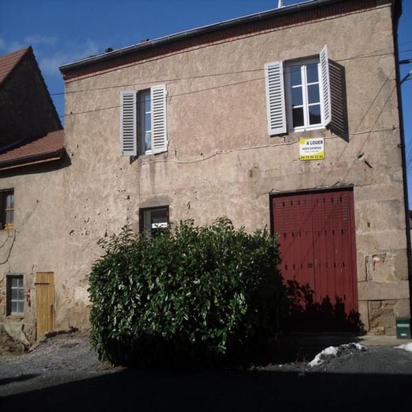 Offres de location Maison Droiturier 03120
